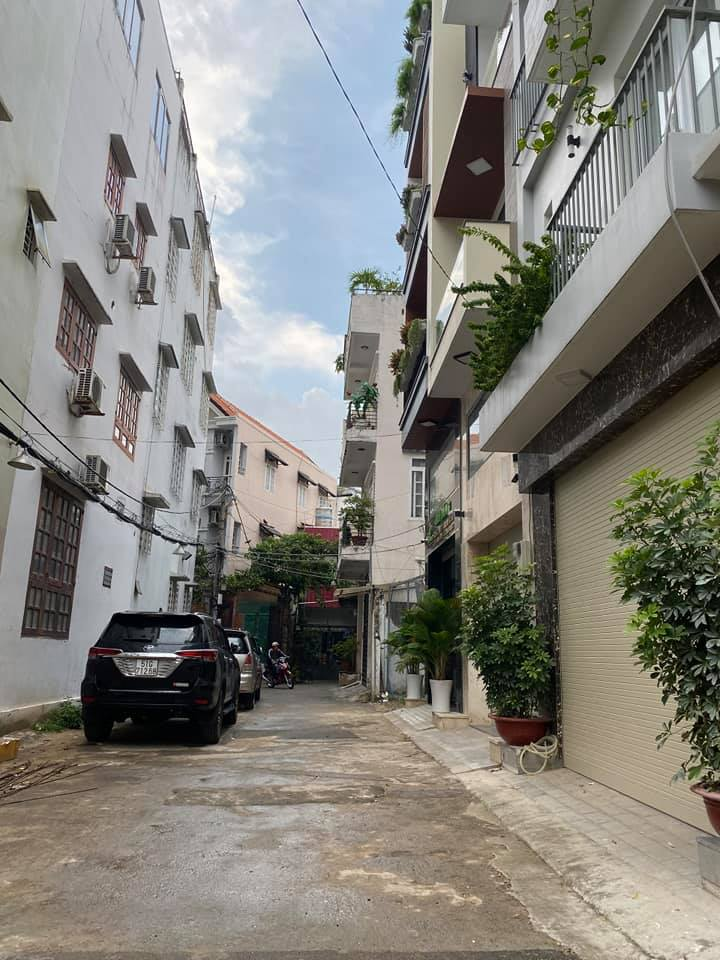 Bán nhà HXH 263 Nguyễn Văn Đậu