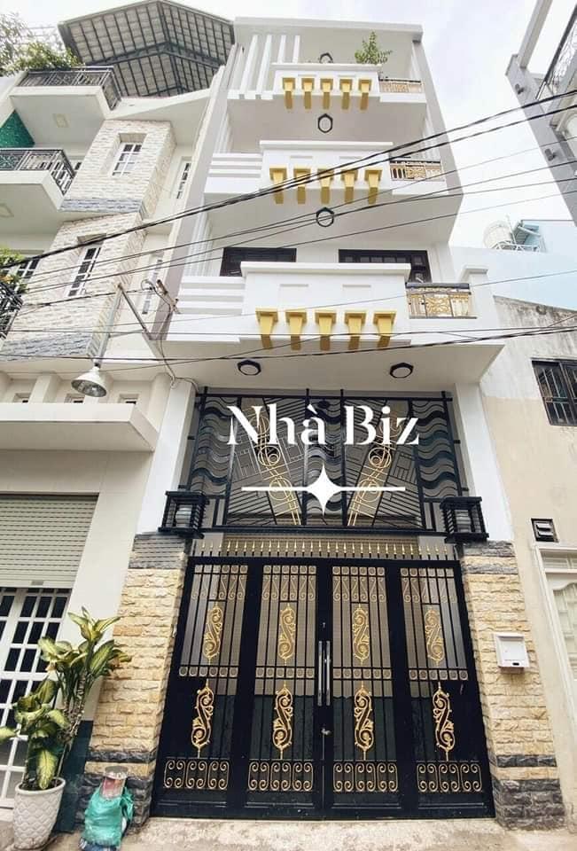 Bán nhà hẻm 8m Lê Quang Định