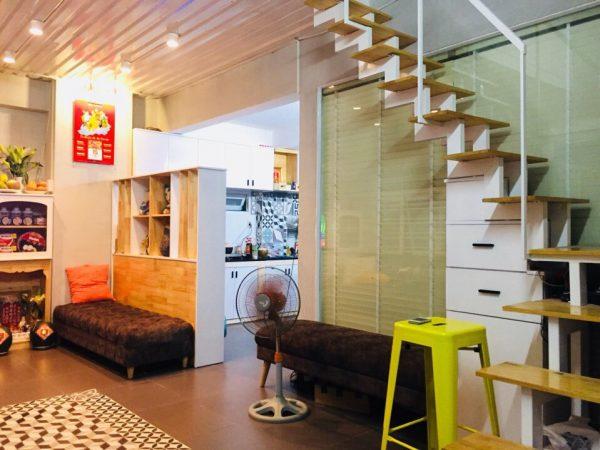 CHDV 17 Phòng đường Nơ Trang Long