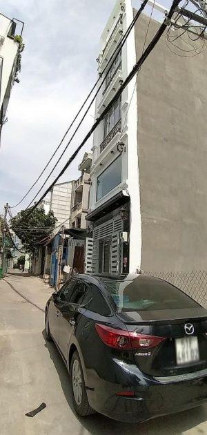Bán nhà 265/36 Nơ Trang Long